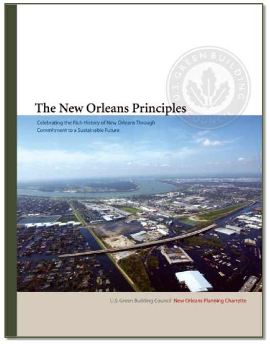 The New Orleans Principles Resilient Design Institute
