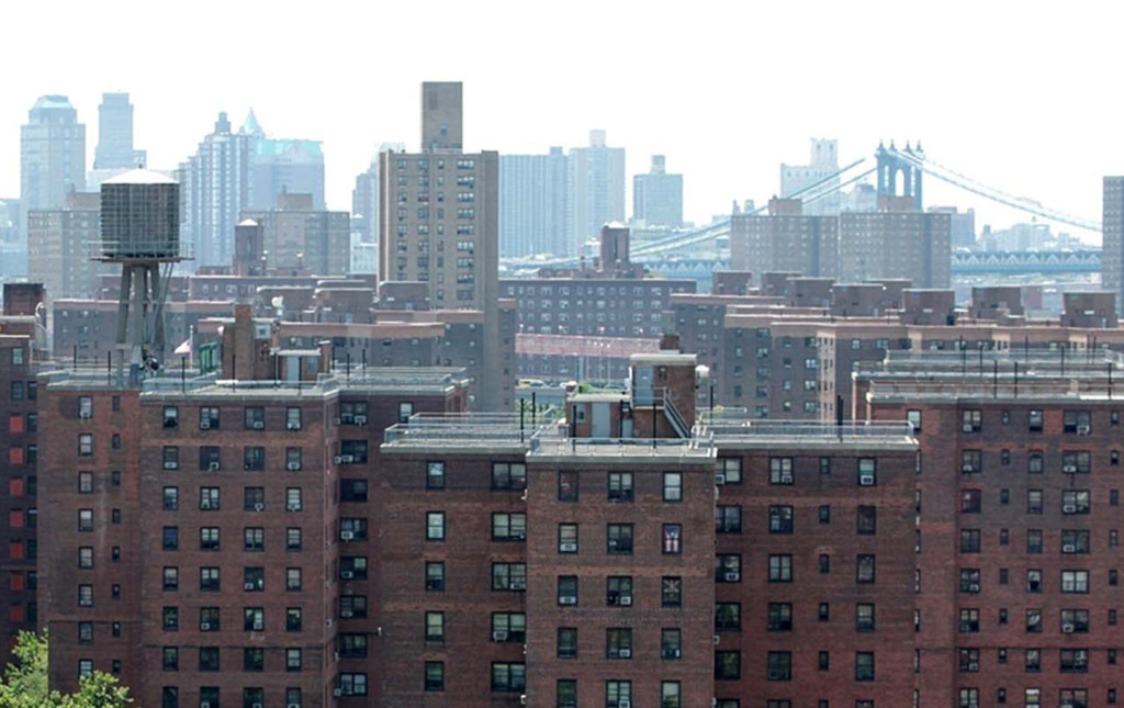 Affordable housing projects in New York City. Photo: New York Housing Authority