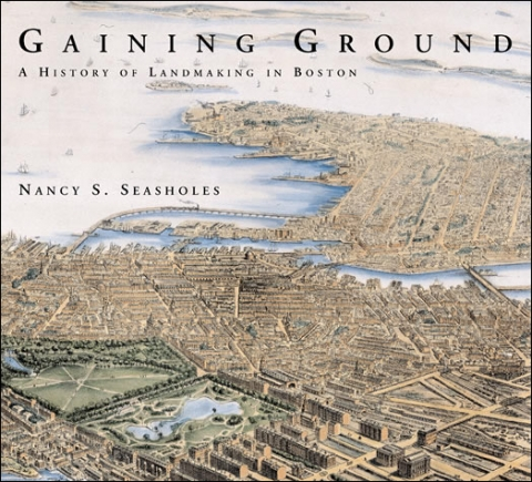 The comprehensive book, Gaining Ground: A History of Landmaking in Boston, by Nancy S. Seasholes, describes more than three centuries of effort to the Boston area to create new land and raise the elevation of existing land.