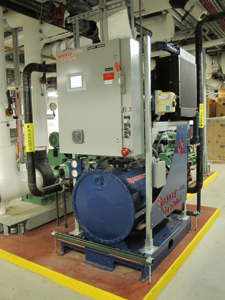Diesel Generator Room Design: How To Make A Hospital Resilient: A Tour Of Spaulding